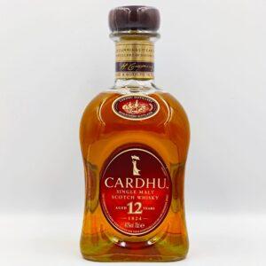 CARDHU, SINGLE MALT, 12 YO, Winepoems.gr, Κάβα Γκάφας