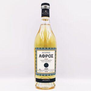 ΚΕΧΡΗΣ, ΑΦΡΟΣ, ΡΕΤΣΙΝΑ, 0,75Lt, Winepoems.gr, Κάβα Γκάφας