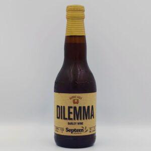 SEPTEM, DILEMMA, BEER, 0.33Lt, Winepoems.gr, Κάβα Γκάφας