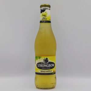STRONGBOW, GOLD APPLE, 0.33Lt, Winepoems.gr, Κάβα Γκάφας