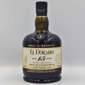 EL DORADO, 15 YO, RUM, Winepoems.gr, Κάβα Γκάφας
