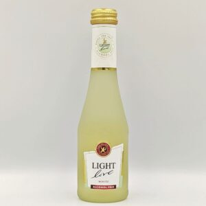 LIGHT LIVE, WHITE, ALCOHOL FREE, 0.187Lt, Winepoems.gr, Κάβα Γκάφας