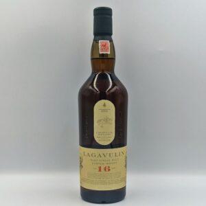 LAGAVULIN 16 Y.O., SINGLE MALT SCOTCH WHISKY, 0.75Lt, Winepoems.gr, Κάβα Γκάφας