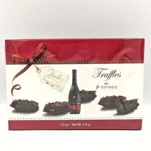 TRUFFLES,WITH REMY MARTIN, 125gr, Κάβα Γκάφας, Winepoems.gr